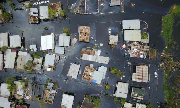 Je schwerer eine Naturkatastrophe ist, umso problematischer werden die Langzeitfolgen.