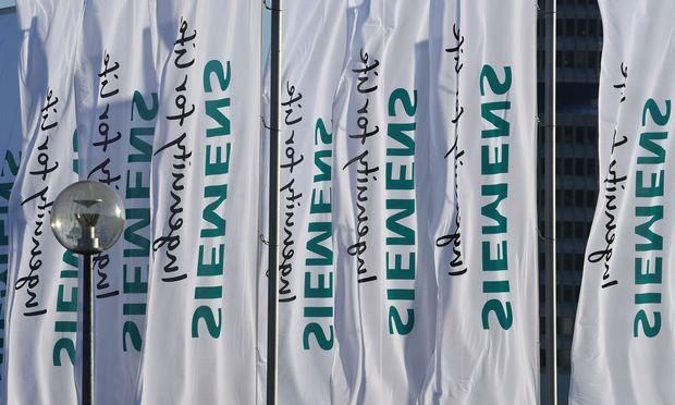 Einwöchige Zwangspause für Siemens-Mitarbeiter