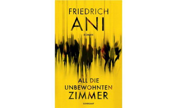 """Friedrich Ani: """"All die unbewohnten Zimmer"""""""