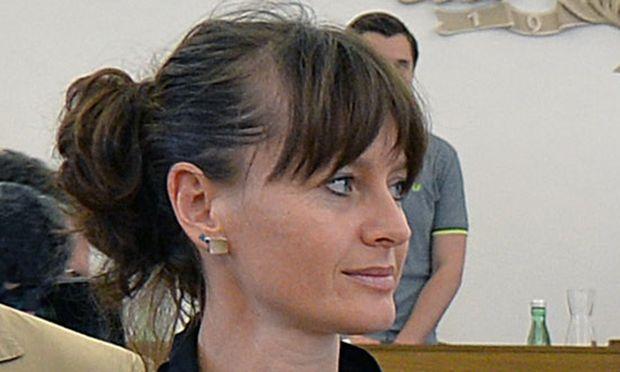 Salzburgs grüne Integrationslandesrätin Martina Berthold.