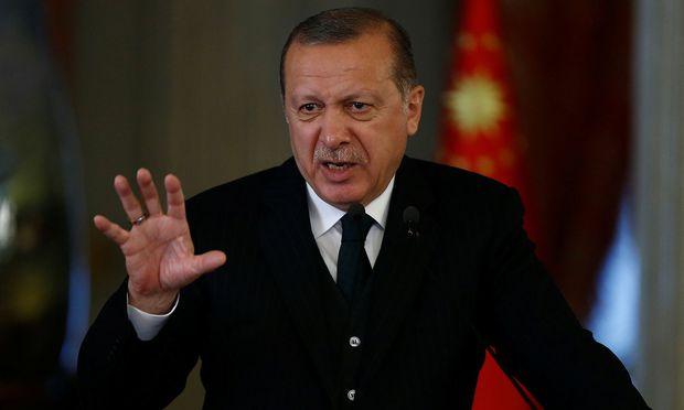 Archivbild. Der türkische Präsident Recep Tayyip Erdogan machte erneut klar, was er von einer EU ohne Türkei hält. / Bild: REUTERS