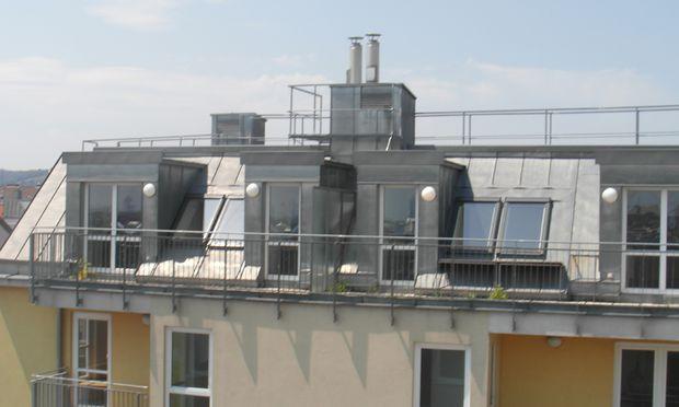 Anlegerwohnungen Wien XVII /