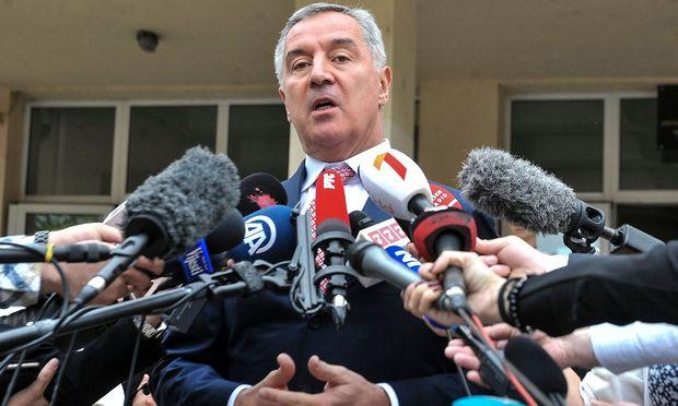 Montenegro: Langzeitpremier Djukanovic bei Präsidentenwahl klar in Führung