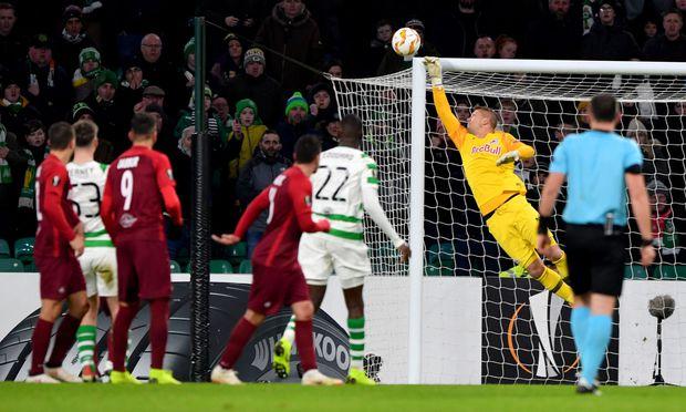 SOCCER - UEFA EL, Celtic vs RBS