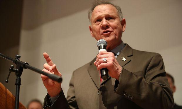 Roy Moore fordert Neuwahlen