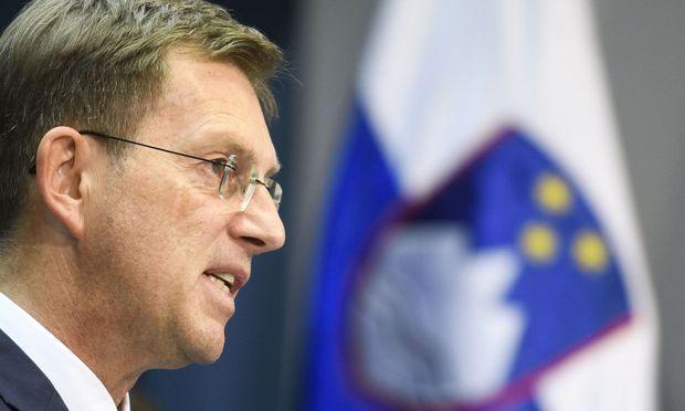 Ministerpräsident Miro Cerar will Flüchtling den Aufenthalt ermöglichen