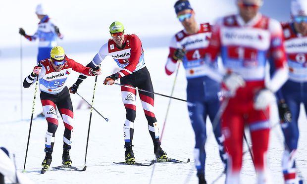 OWNERSIDE - Scandinavian World Championships FIS Seefeld 2019
