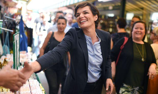 """SPÖ-Chefin Rendi-Wagner: """"Das Schnitzel darf nicht zum Luxus werden!"""""""