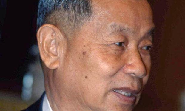 Thailand Erfinder RedBullFormel gestorben
