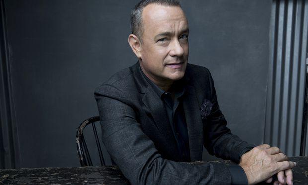 Tom Hanks ging unter die Autoren, das Hörbuch im Original liest er selbst.