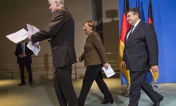 Hat die deutsche Bundesregierung zu spät reagiert?