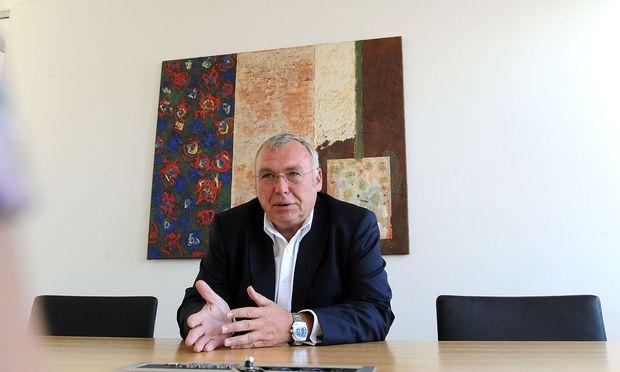 Archivbild: Alfred Gusenbauer im Jahr 2011