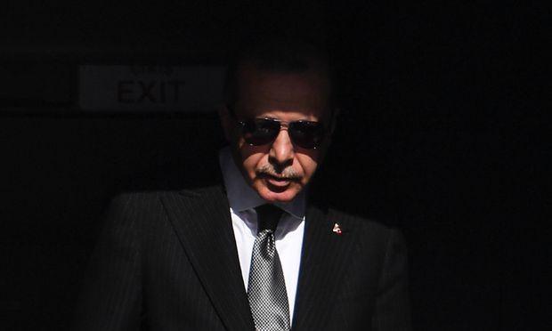 Der türkische Staatspräsident Recep Tayyip Erdoğan hat Anfang 2016 mit der EU einen Flüchtlingspakt geschlossen.