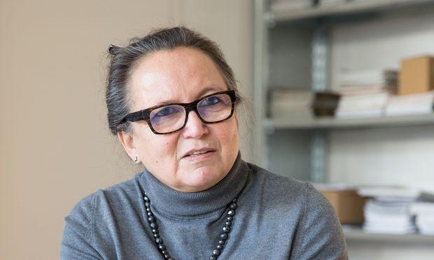 TU-Expertin Karin Stieldorf / Bild: (c) Stanislav Kogiku