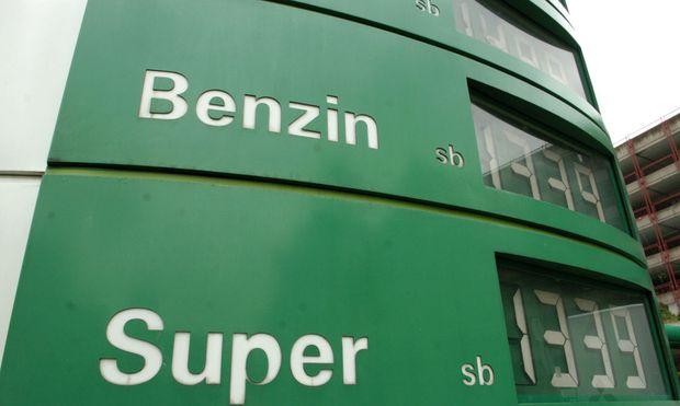 Symbolbild Tankstelle