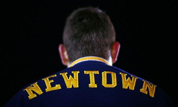 Trauerfeier in Newtown / Bild: REUTERS