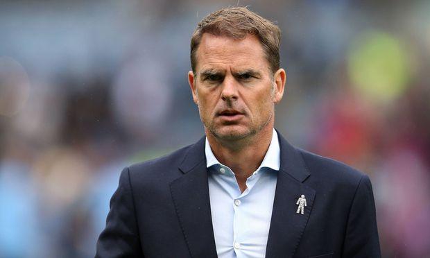 Crystal Palace feuert de Boer nach vier Runden