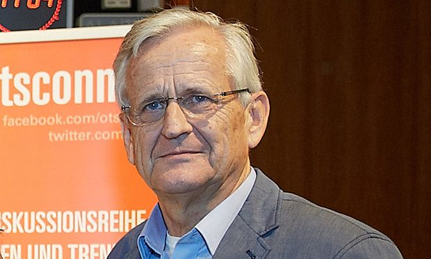 "Andreas Unterberger, Ex- Chef der ""Presse""."
