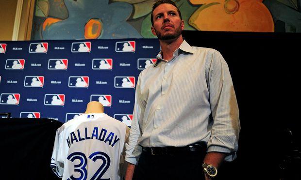 2013 beendete Halladay seine aktive Karriere.