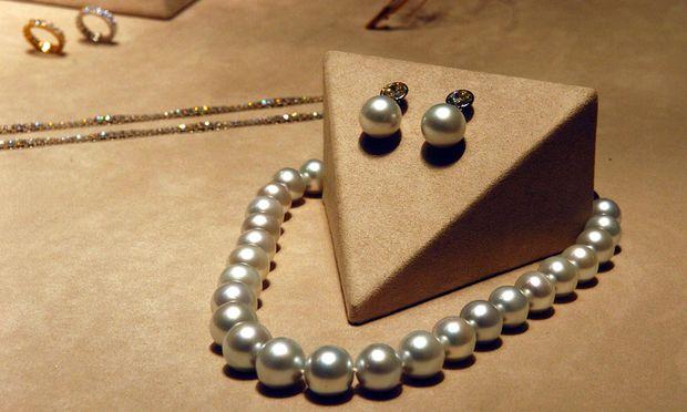 Angst Juweliere ueberfaellen