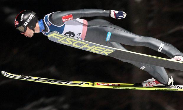 Skispringen Bardal siegt Wisla