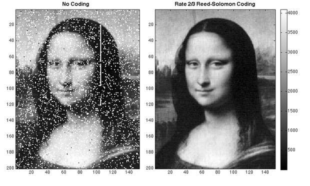 NASA schickt Mona Lisa