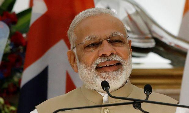 Narendra Modi treibt in Asiens drittgrößter Volkswirtschaft den Energiewandel voran