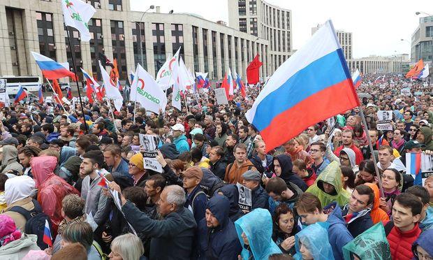 Russland legt sich mit US-Internetgigant Google an