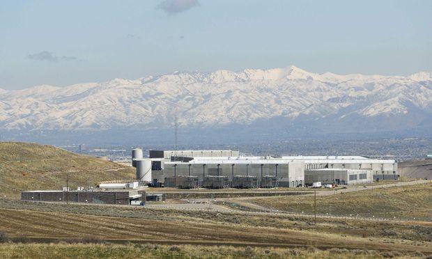 NSA-Zentrale in Utha