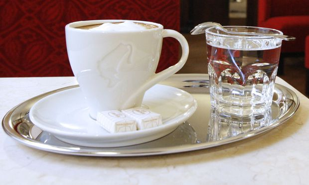 Symbolbild Kaffeehaus