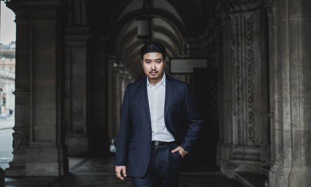 Avancierte in den vergangenen vier Spielzeiten zu einem der beliebtesten Sänger der Wiener Staatsoper: Jongmin Park.