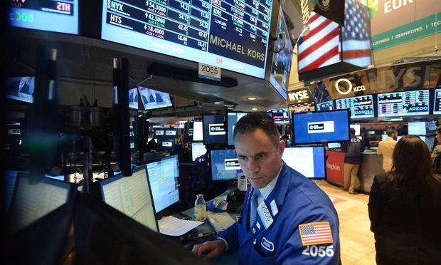 Börsianer geben sich gelassen.