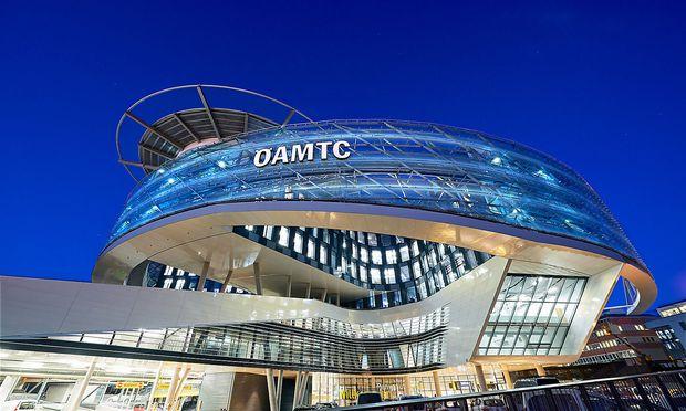"""ÖAMTC_Zentrale, Gewinnerprojekt des Europäischen Betonbaupreises 2018 in der Kategorie """"Building""""."""