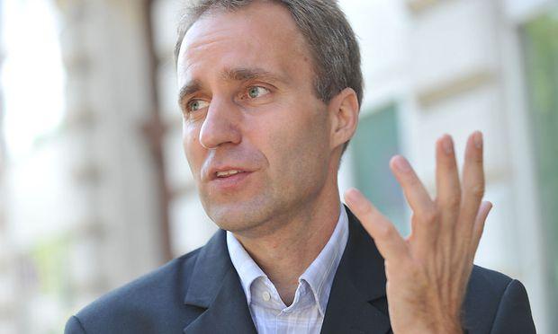 Grünen-Mediensprecher Dieter Brosz