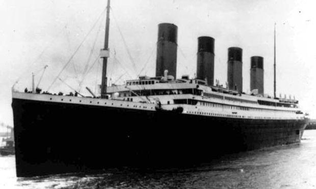 Titanic Kind keiner kannte