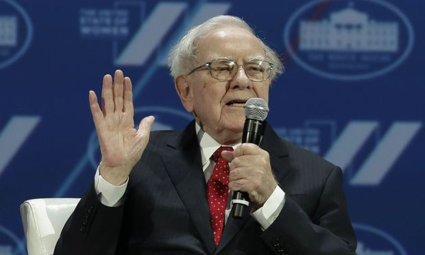 Warren Buffett stockt bei Apple auf