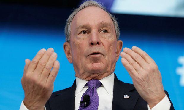 Bloomberg übernimmt den US-Beitrag fürs Klimaabkommen