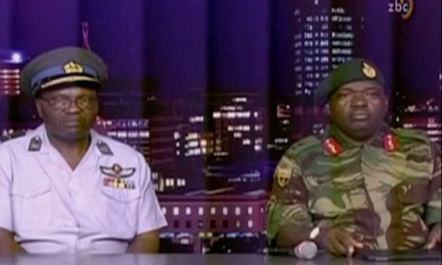 Krise: Militär übernimmt in Simbabwe zeitweise die Kontrolle