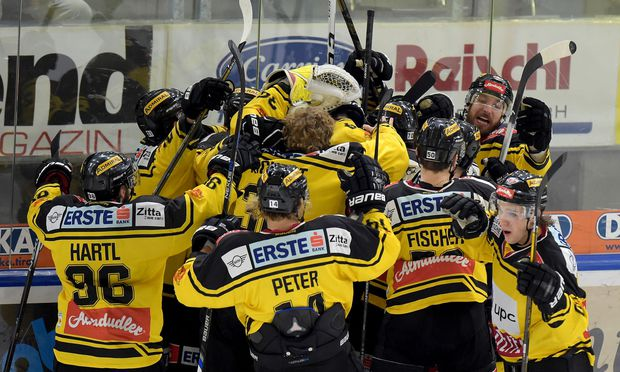 ICE HOCKEY - EBEL, HCI vs Capitals