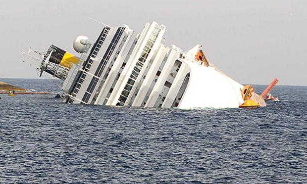 Die Rettungsarbeiten auf der Concordia laufen wieder.