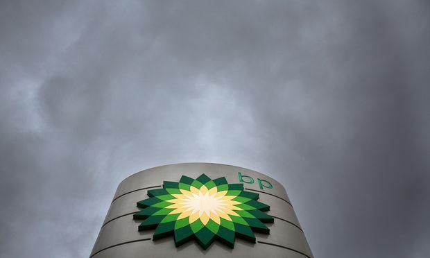 Die Wolken am Himmel trügen. Bei Ölfirmen wie BP geht gerade die Sonne auf.