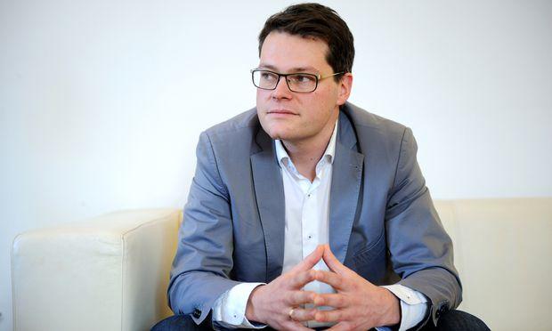 Stadtschulratspräsident Czernohorzsky: Früher Revoluzzer, heute besticht er durch mehr Besonnenheit als seine Vorgängerin.