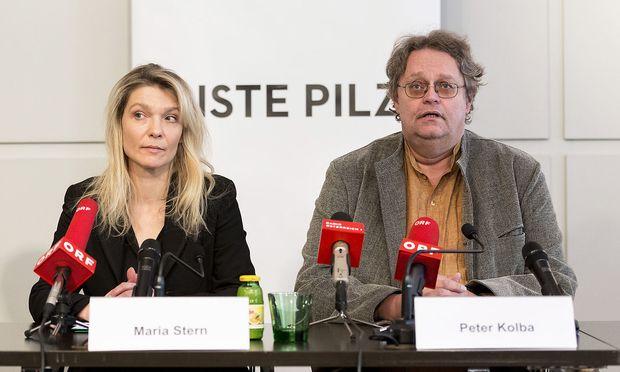 Maria Stern könnte Peter Kolba im Parlament nachfolgen. Sie überlegt noch.