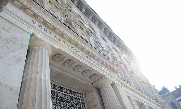 Ein Wechsel an der Spitze des Verfassungsgerichtshofes steht bevor.