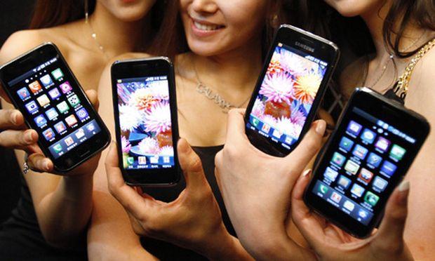 Gericht Samsung darf GalaxyHandys