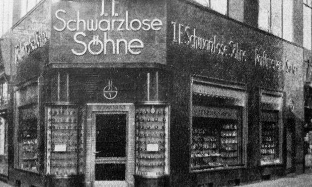 Berliner Lueftchen Schwarzlose