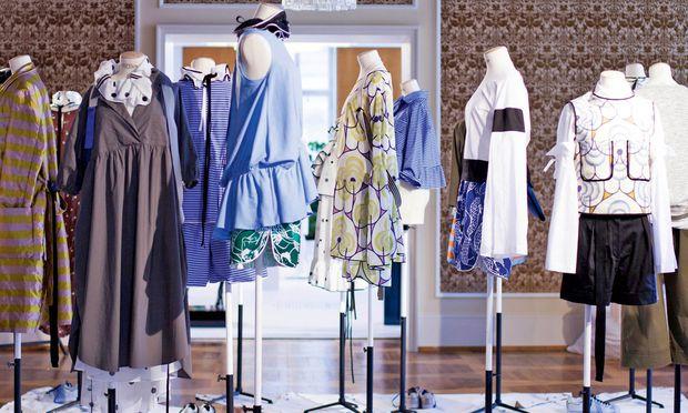 Aufwertung. Den Berliner Modesalon sehen die Designer als echte Bereicherung.