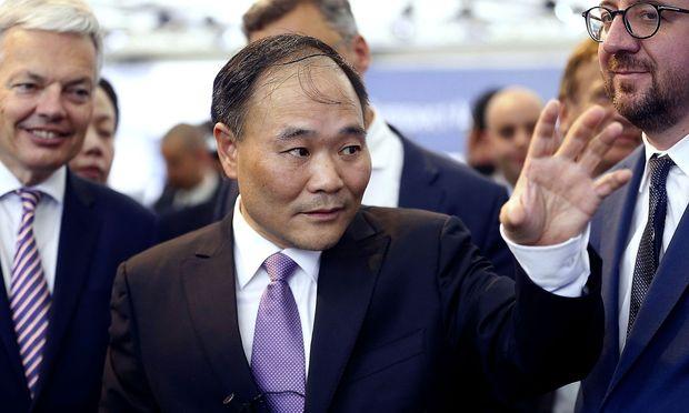 Chinesischer Rivale steigt mit knapp zehn Prozent bei Daimler ein