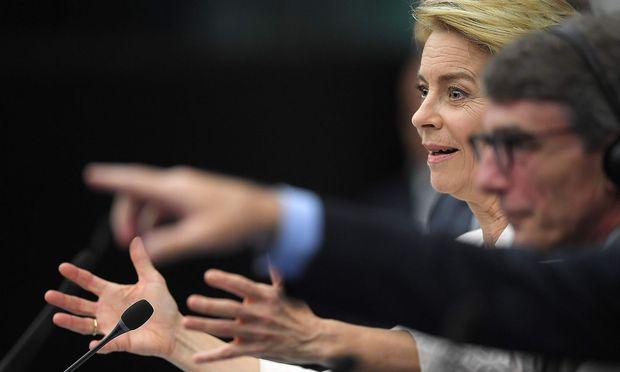 Ursula von der Leyen - die neue EU-Kommissionspräsidentin