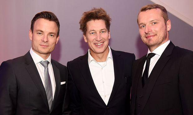 Austria'16: Österreicher des Jahres ausgezeichnet